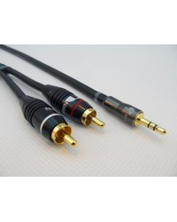 CANARE 3.5mm-RCA 音頻線 1M/1.5M