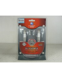 Choseal 秋葉原 QB581 數字同軸線 Digital Coaxial Cable 1.5M